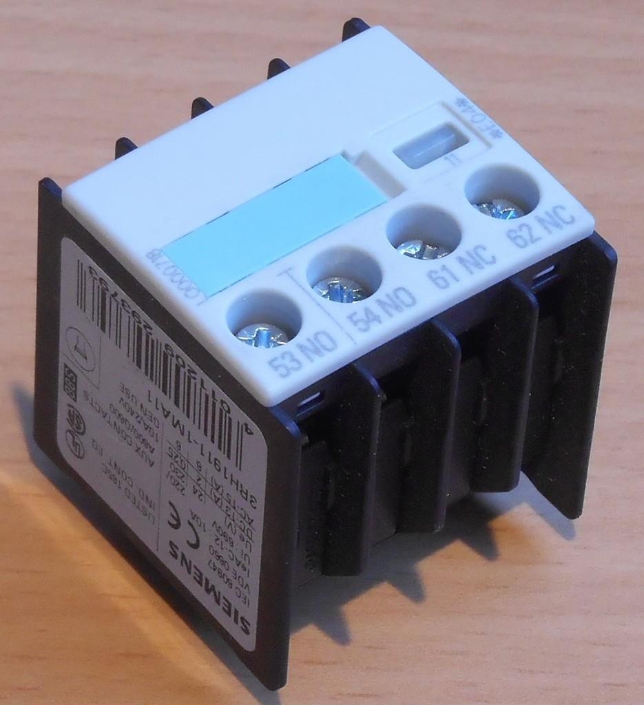 Siemens 3rh1911-1ma11 NEW