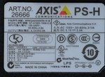Axis PS-H 26666 Adapter 5.1V 2A WR9QA2000KR9-N-M