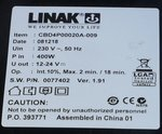 LINAK CBD4P00020A-009 Linear Actuator Controller 220V