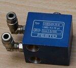 Festo 9701 ADV-20-10 pneumatische cilinder serie 5-85
