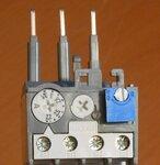 ABB thermisch relais TA25 DU 3.1 A (gebruikt) Thermische overbelastingsrelais