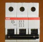 ABB S273 K6A installatieautomaat 3p