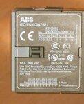 ABB B6-40-00 magneetschakelaar B6 230v