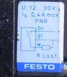 FESTO Drukschakelaar PEN-M5 8625