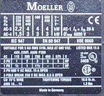 Moeller Magneetschakelaar DILEM-10-G 24VDC 4kW