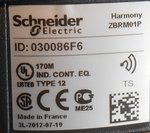 Schneider Electric Harmony combiapparaat afstandsbediening XB5RMA04