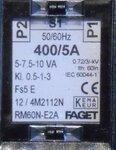 Eleq Faget RM60N-E2A 4M2112N Stroommeettransformator