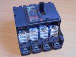 Schneider LV431408 compact NSX 250F 4P Vermogensschakelaar