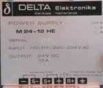 Delta elektronika M24-12HE power supply