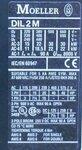 Moeller DIL2M Contactor 3-Pole 24V
