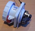 Bals CEE Norm stopcontact GT recht 63A 5p 400V 6h IP67 13104
