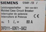 Siemens vermogensschakelaar 3VF3111-6DN71-0AC2 (Circuit Breaker)