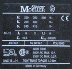 Eaton Moeller 230V mini magneetschakelaar DILER-40 4m 3A