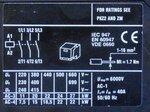 Moeller contact module SE1A-PKZ2 24V 50Hz