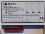 Siemens Mespatroon lastscheider 3NP506 - H 13 50/60Hz 400-500V a.c.