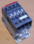 ABB AF16-22-00-13 magneetschakelaar 2NO 2NC 100-250V 50/60HZ-DC 4P 35A