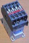 ABB NL31E-81 magneetschakelaar 4P 3NO 1NC 24VDC