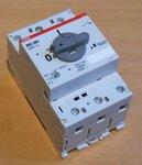 ABB MS 325 9 Motorbeveiligingsschakelaar 690V 6,3-9A