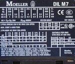 Eaton Moeller MSC-D-2,5-M7  Motorstarter 24VDC 1,6-2,5A 283161