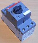 ABB Motorbeveiligingsschakelaar MS116 0,4 230-690V 0,25-0,4A 3P