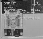 Siemens Indus.Sector NH1-Zekering hoofdschakelaar 250A 3p 3NP4276-1CG01