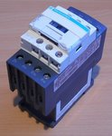 Schneider Telemecanique LC1DT32BL magneetschakelaar 24V DC 4p 1NO+1NC 32A 024833