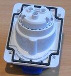 Schneider Merlin Gerin PKF16F423 inbouw contactdoos 16A 3P 220V 6H IP44