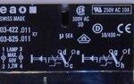 EAO 03-625.011 Drukknop Zonder toetsenplaat