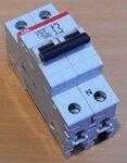 ABB S201-NA K16A Installatieautomaat 16A 2P