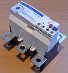 Schneider Telemecanique LR9F5571 thermisch overbelasting relais 132 - 220 A 1 NO+1 NC
