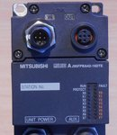 Mitsubishi AJ95FPBA42-16DTE PLC input output module 16DTE 24VDC