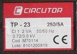 Circutor transformer transformer TP 58 300 / 5A M70122