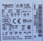 Schneider Telemecanique LC1K0910B7 magneetschakelaar 24V 3P 1NO