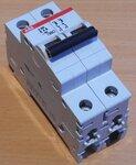 ABB S202 K 4 A Automaat 2P K kar 4A 2CDS252001R0337 Installatieautomaat