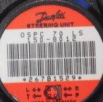 Danfoss OSPC 70 LS 150-8012 stuureenheid 267B1529 steering unit