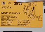 Hager BD425N aardlek element 4p 25A 30mA klasse A 134450 (nieuw)