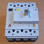 Moeller NZM74-100S vermogenschakelaar 3P+1N 100