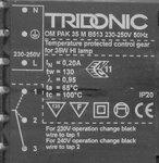 Tridonic OM PAK 35 M B513 230/240V