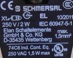 Schmersal EL lamp houder 250V 2W