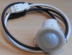 Esylux PD-CE360I/8 GST plafondaanwezigheidsensor wit 360° bewegingsmelder EP10510717