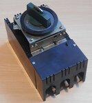 Terasaki T0-100D 3P vermogensschakelaar 100A 550V AC 250V DC Circuit Breaker