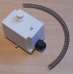 Buisthermostaat T80 30º-90º 3/4