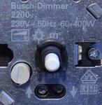 ABB 2200 U-503 Busch-Jaeger dimmer 400W inbouw 6514-0-0111