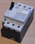 Siemens 3VU1300-1ME00 motorstarter protector 0,4-0,6A 1NO+1NC