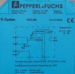 Pepperl+Fuchs KFD2-EB2 Voeding voedingsmodulemodule 43546