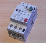 Allen bradley cat-mn-0040 motorstarter Range 0.25-0.40A 3P