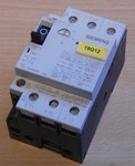 Siemens 3VU1300-1MG00 motorstarter protector 1,0-1,6A 1NO+1NC