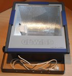 Gewiss Horus Armatuur 250/400 Watt IP65
