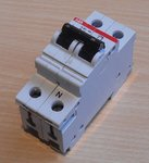ABB S261-NA B10 Installatieautomaat 10A 1P+N