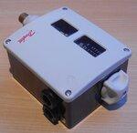 Danfoss 017-520366 Pressure Switch 1 to 10 bar RT116